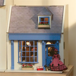 Jenny Wrens Shop flat pack-Dollshouse Hampshire