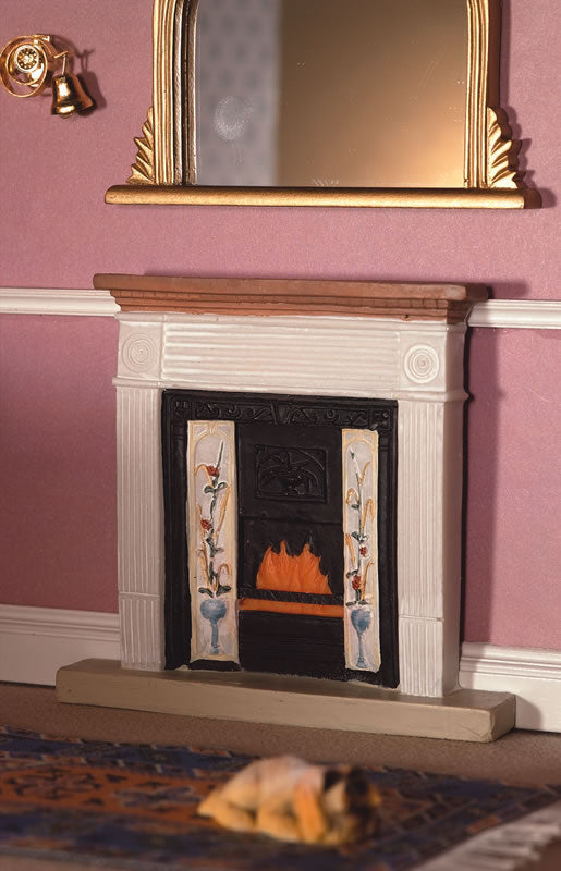 Victorian Fireplace-Dollshouse Hampshire