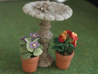 Birdbath-Dollshouse Hampshire