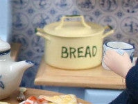 Bread Bin-Dollshouse Hampshire