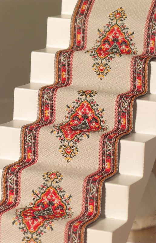 Staircase Runner-Dollshouse Hampshire