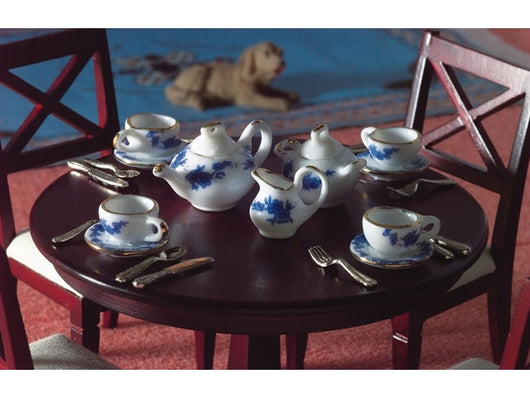 13 Piece Tea Set-Dollshouse Hampshire
