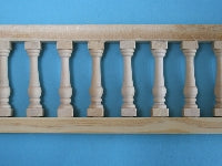 Balustrade-Dollshouse Hampshire