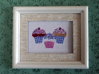 Cupcake Picture-Dollshouse Hampshire