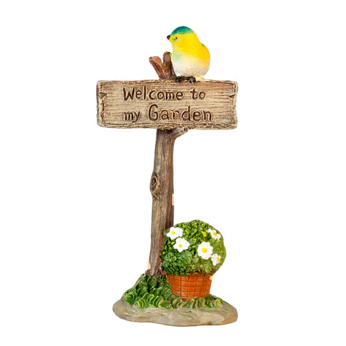 Garden Sign-Dollshouse Hampshire