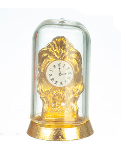 Anniversary Clock-Dollshouse Hampshire
