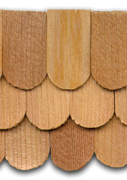 100 Cedar Tiles-Dollshouse Hampshire