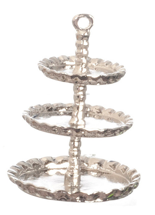Three Tier Cake Stand-Dollshouse Hampshire