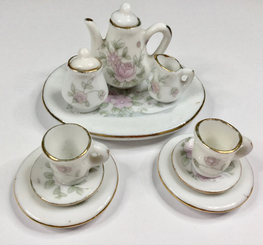 Vintage China Tea Set-Dollshouse Hampshire
