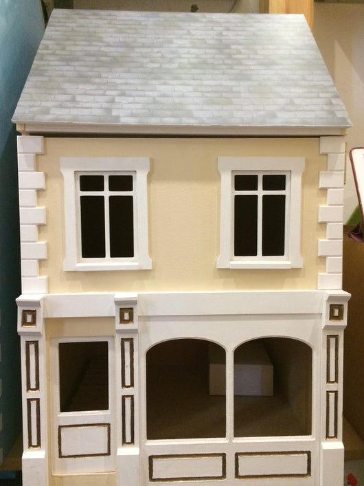 Flat Pack Terrace Shop-Dollshouse Hampshire