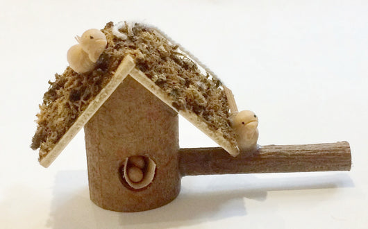 Bird House-Dollshouse Hampshire