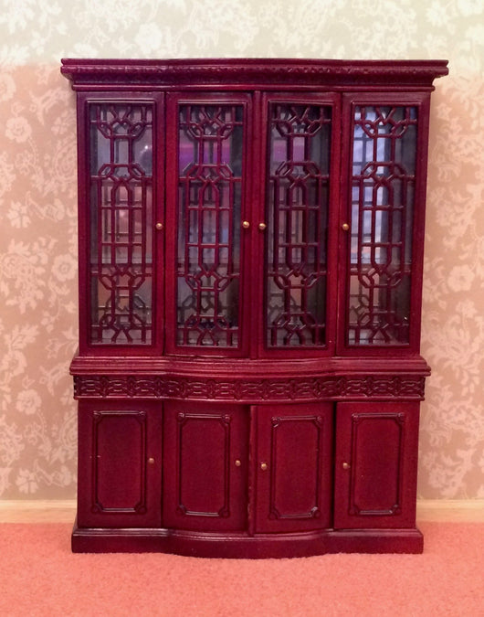 Beautiful China Cabinet-Dollshouse Hampshire