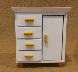 Pre-loved Babies Wardrobe-Dollshouse Hampshire
