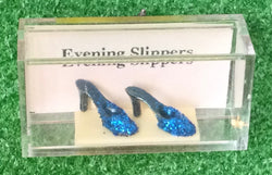 Evening Slippers-Dollshouse Hampshire