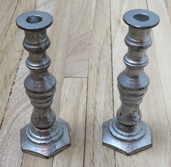 Large Candle Sticks-Dollshouse Hampshire