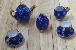 Tea for Two-Dollshouse Hampshire