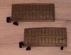 Vintage 16th Radiators-Dollshouse Hampshire
