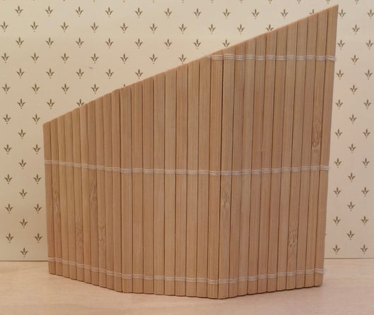 Bamboo Screen-Dollshouse Hampshire