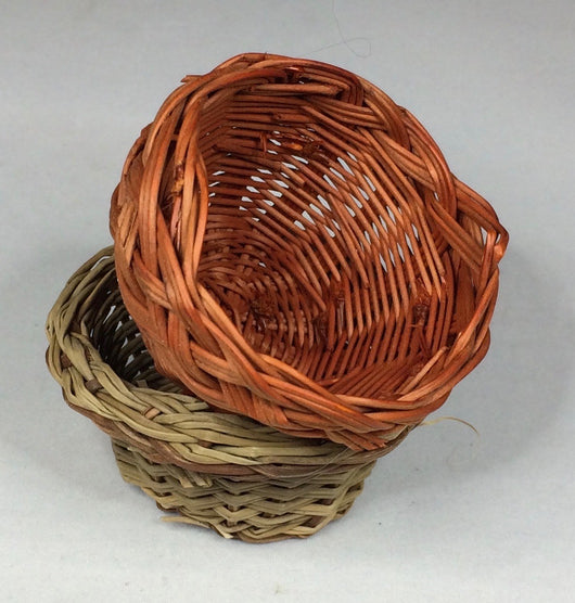 Vintage Baskets-Dollshouse Hampshire