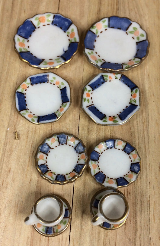 Vintage Tea Set-Dollshouse Hampshire