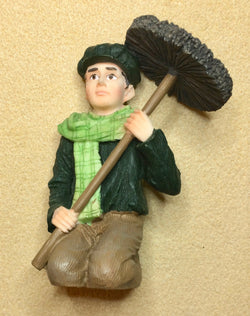 Chimney Sweep-Dollshouse Hampshire