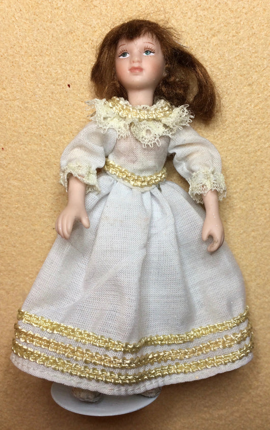 Girl in Dress-Dollshouse Hampshire