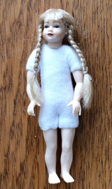 Heidi Ott Girl Doll-Dollshouse Hampshire