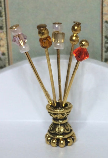 Hat Pins-Dollshouse Hampshire