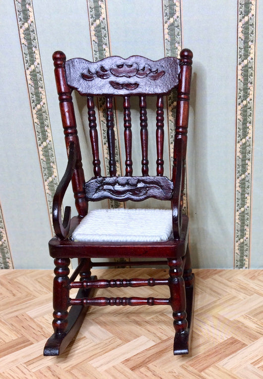 Vintage Rocking Chair-Dollshouse Hampshire