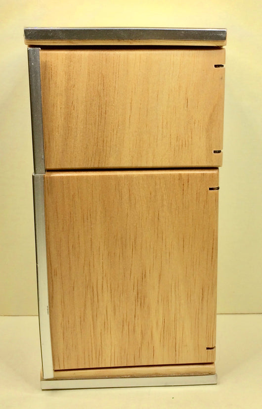 Vintage Fridge Freezer-Dollshouse Hampshire