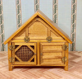Vintage Rabbit Hutch-Dollshouse Hampshire