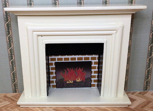 Vintage Fireplace-Dollshouse Hampshire