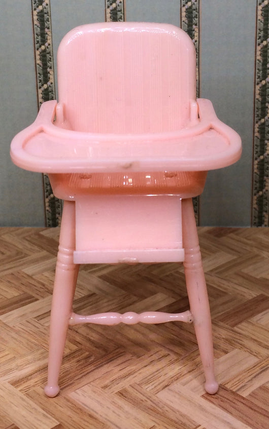 Vintage High Chair-Dollshouse Hampshire