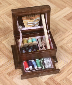 Work Box-Dollshouse Hampshire