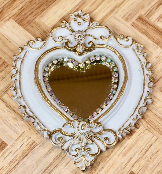 Pretty Mirror-Dollshouse Hampshire
