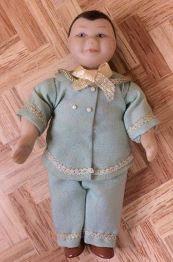 Vintage 16th Boy-Dollshouse Hampshire