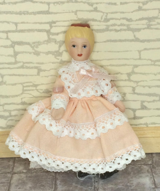 Vintage Girl Doll-Dollshouse Hampshire