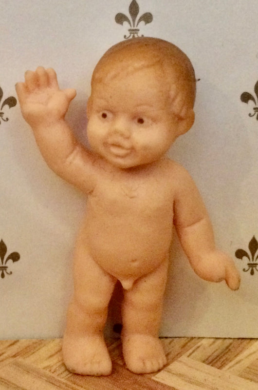 Standing Waving Baby-Dollshouse Hampshire