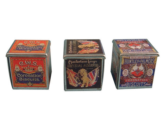 Biscuit Tins-Dollshouse Hampshire