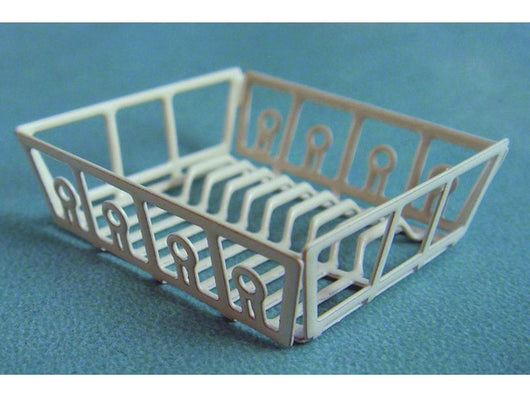 Plate Draining Rack-Dollshouse Hampshire