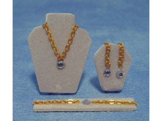 'Diamond' Jewellery-Dollshouse Hampshire