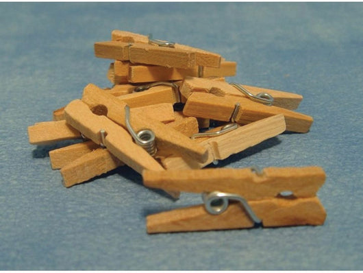 Clothes Pegs-Dollshouse Hampshire