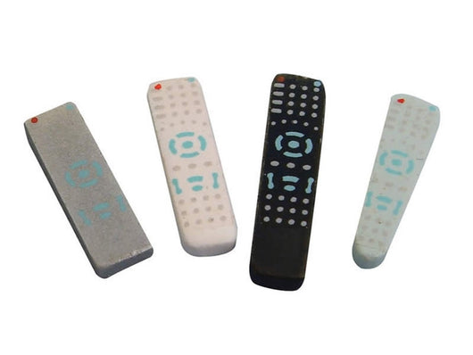 4 Assorted Remote Conrol Boxes-Dollshouse Hampshire