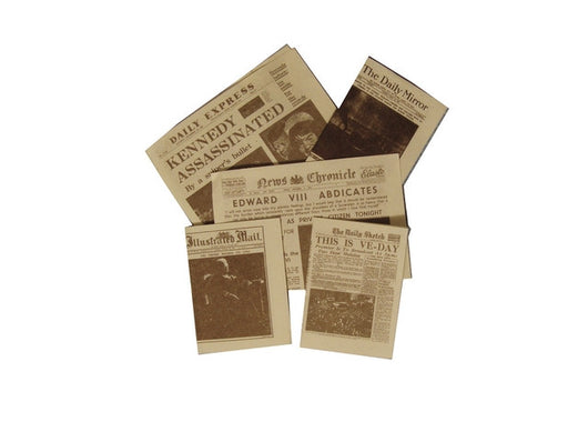 Event Newspapers-Dollshouse Hampshire