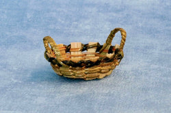Basket Oval-Dollshouse Hampshire