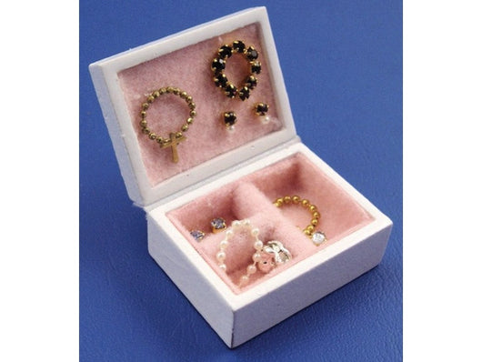 Jewellery in Box-Dollshouse Hampshire