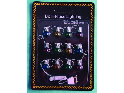 Bauble Xmas Lights-Dollshouse Hampshire