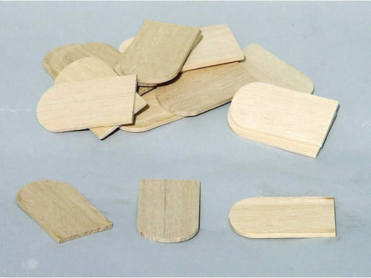 Wooden Roof Tiles-Dollshouse Hampshire