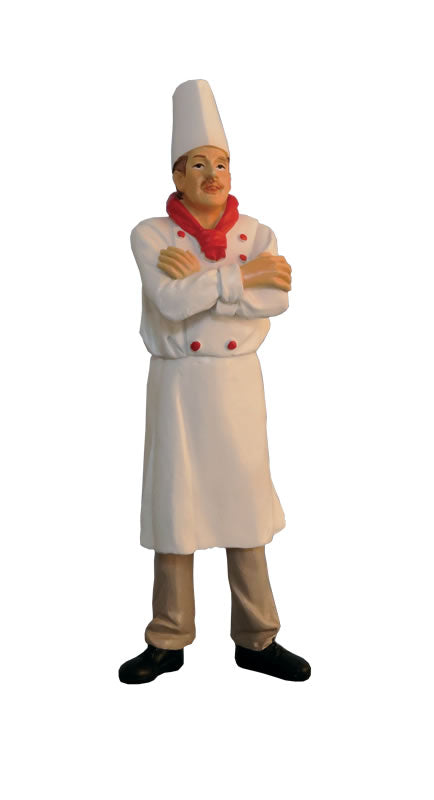 Resin Chef-Dollshouse Hampshire