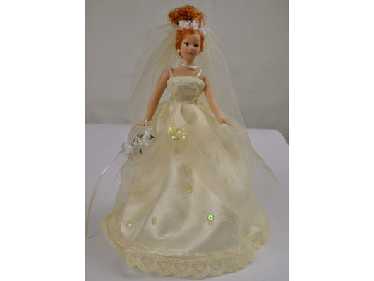 Bride Doll-Dollshouse Hampshire